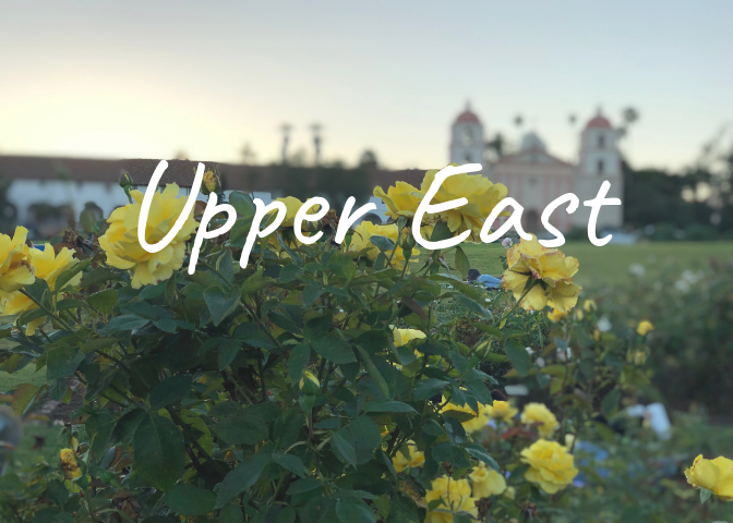 Learn more about the history of the Upper East neighborhood in Santa Barbara, homes for sale, recent sales, market updates, and off market listings.